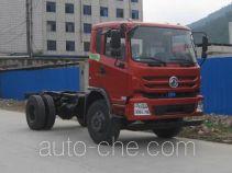 Dongfeng EQ3160GFJ8 dump truck chassis