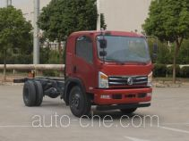 Dongfeng EQ3180GFVJ dump truck chassis