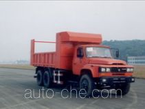 Dongfeng EQ3190FL natural gas dump truck