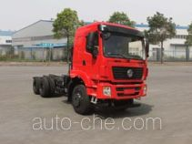 Dongfeng EQ3250GD5DJ dump truck chassis