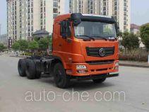Dongfeng EQ3258GLVJ1 dump truck chassis