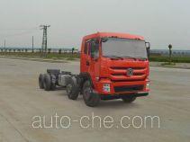 Dongfeng EQ3318VFJ3 dump truck chassis