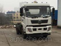 Dongfeng EQ4180GD5D1 dangerous goods transport tractor unit
