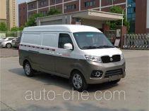 东风牌EQ5020XXYSZBEV型纯电动厢式运输车
