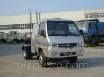 Dongfeng EQ5020ZXXACBEV1 electric hooklift hoist garbage truck