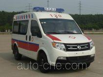 东风牌EQ5031XJH5A1M型救护车