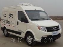 东风牌EQ5031XLC5A1M型冷藏车