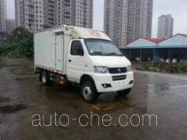 东风牌EQ5031XXYACBEV4型纯电动厢式运输车
