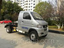 Dongfeng EQ5031ZXXBEVAC electric hooklift hoist garbage truck