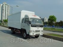 Dongfeng EQ5033XXYGR14D3A soft top variable capacity box van truck
