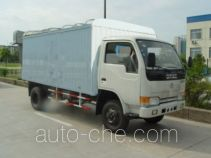 Dongfeng EQ5033XXYR14D3A soft top variable capacity box van truck