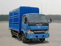 Dongfeng EQ5040CCYAC грузовик с решетчатым тент-каркасом