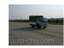 Dongfeng side curtain van truck