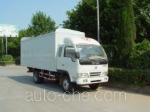 Dongfeng EQ5040XXYGR14D3AC soft top variable capacity box van truck
