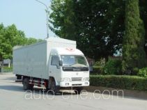 Dongfeng EQ5043XXYR14D3AC soft top variable capacity box van truck
