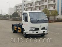 Dongfeng EQ5043ZXXL detachable body garbage truck
