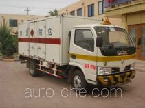 Dongfeng EQ5060TGP20D3AC gas cylinder transport truck