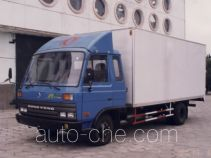 Dongfeng EQ5061XXYG5D4 insulated box van truck
