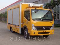 Dongfeng EQ5070TPS4 high flow emergency drainage and water supply vehicle
