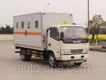 Dongfeng EQ5070XRQ3BDFACWXP flammable gas transport van truck