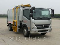 Dongfeng EQ5070ZZZACBEV electric self-loading garbage truck
