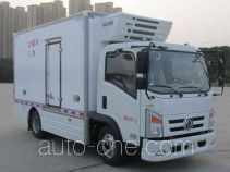 Dongfeng EQ5071XLCTBEV electric refrigerated truck