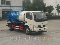 Dongfeng EQ5072GXWL sewage suction truck