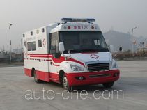 Dongfeng EQ5080XJHT monitoring-type ambulance