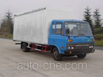 Dongfeng EQ5081XXYGR40D5A soft top variable capacity box van truck