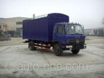 Dongfeng EQ5090XXYTR soft top box van truck