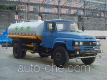 Dongfeng EQ5100GSST sprinkler machine (water tank truck)