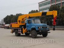 Dongfeng EQ5100TDM auger anchor truck