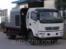 Dongfeng EQ5100THBT truck mounted concrete pump