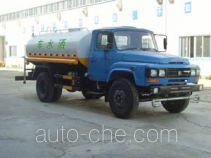 Dongfeng EQ5102GSST sprinkler machine (water tank truck)