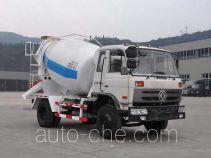 Dongfeng EQ5120GJBP3 concrete mixer truck