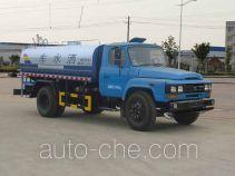 Dongfeng EQ5120GSSL sprinkler machine (water tank truck)
