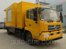Dongfeng microwave pavement maintenance truck