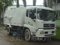 Dongfeng EQ5120ZLJ4 sealed garbage truck