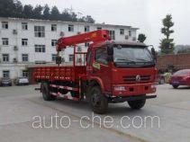 Dongfeng EQ5121JSQF1 truck mounted loader crane