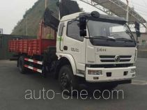 Dongfeng EQ5121JSQZMA truck mounted loader crane