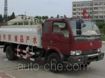 Dongfeng EQ5122TSPLG5AD1A fishery tank truck