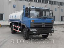 Dongfeng EQ5128GSSL sprinkler machine (water tank truck)