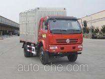 东风牌EQ5140CCYF型仓栅式运输车