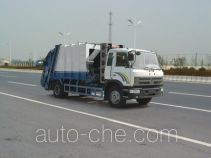 Dongfeng EQ5140ZYSF1 natural gas garbage compactor truck