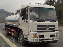 Dongfeng EQ5160GSST sprinkler machine (water tank truck)