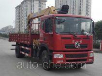 Dongfeng EQ5160JSQGZ5D грузовик с краном-манипулятором (КМУ)