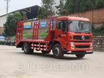 Dongfeng EQ5160TPBP4 flatbed truck