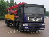 东风牌EQ5161THBL型混凝土泵车