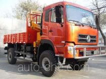 Dongfeng desert off-road truck mounted loader crane