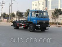 Dongfeng EQ5163ZXXGAC detachable body garbage truck